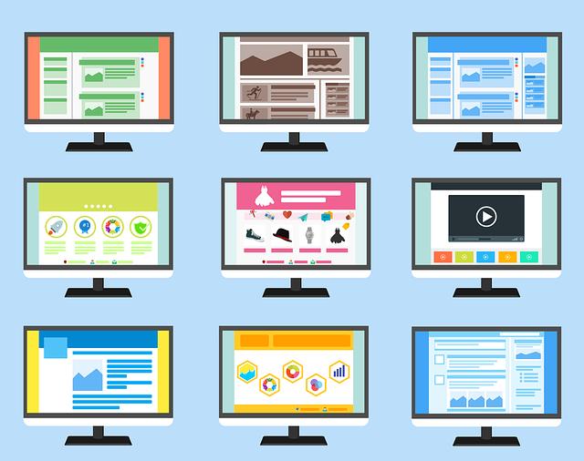 קידום אתרים לעורכי דין, בניית אתרים