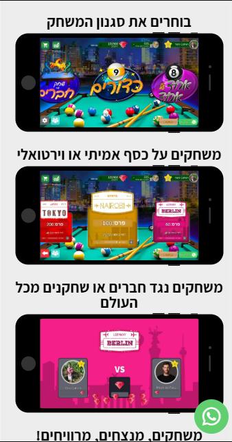 בניית אתר למשחק אונליין -Player
